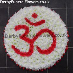 Asian om tribute circular